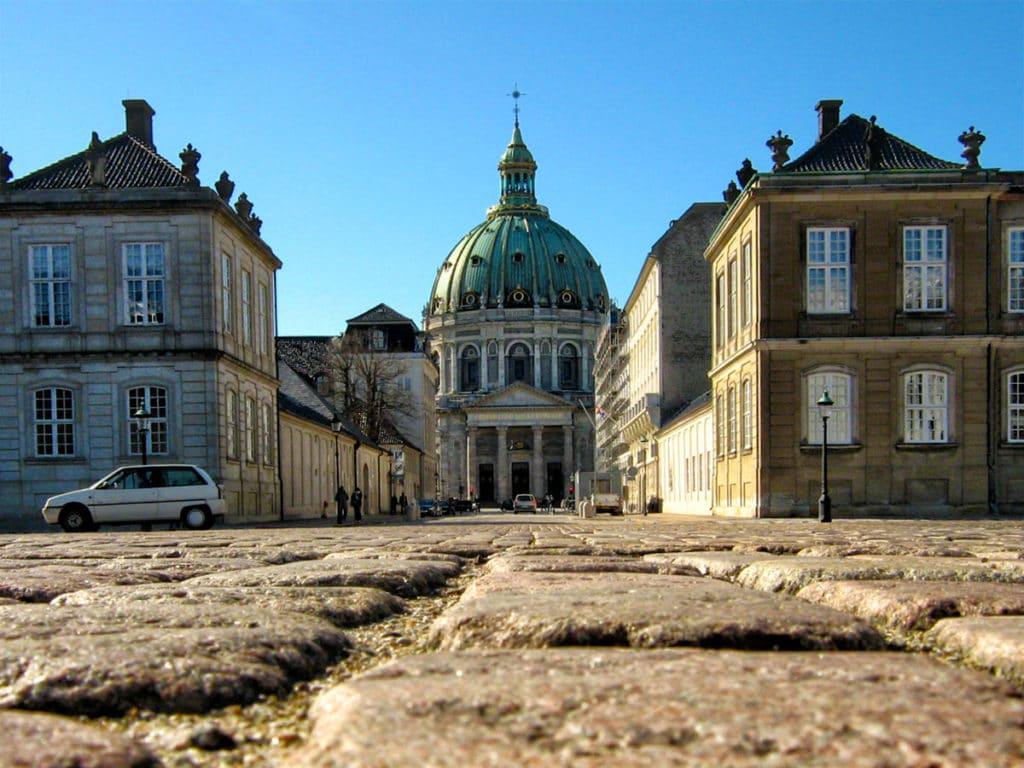 Palais Royal d'Amalienborg
