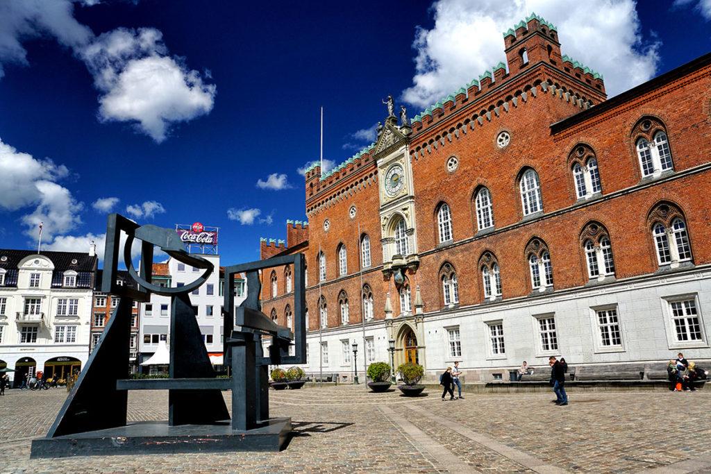Hotel de ville Odense