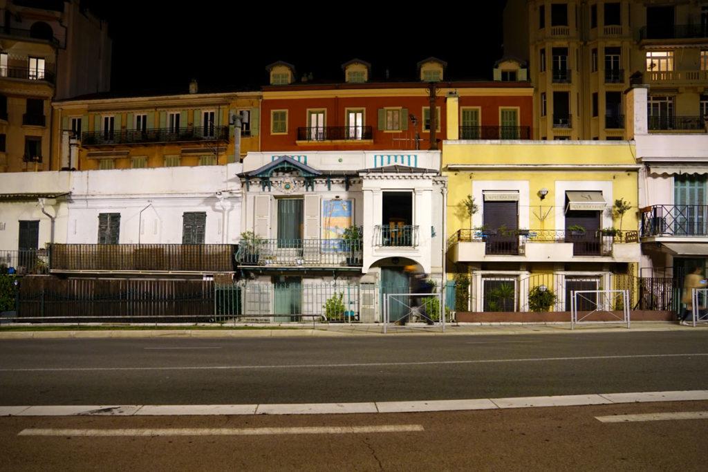 Les ponchettes à Nice