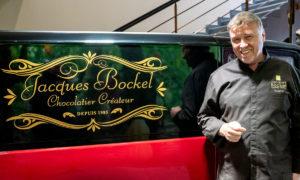 Visite de la chocolaterie de Jacques Bockel