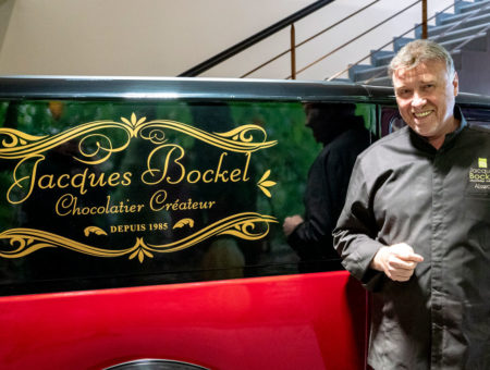 Visite de la chocolaterie de Jacques Bockel