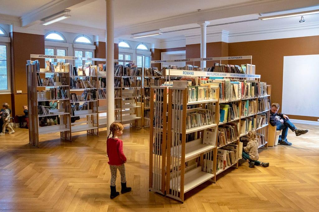 Bibliothèque du musée zoologique de Strasbourg