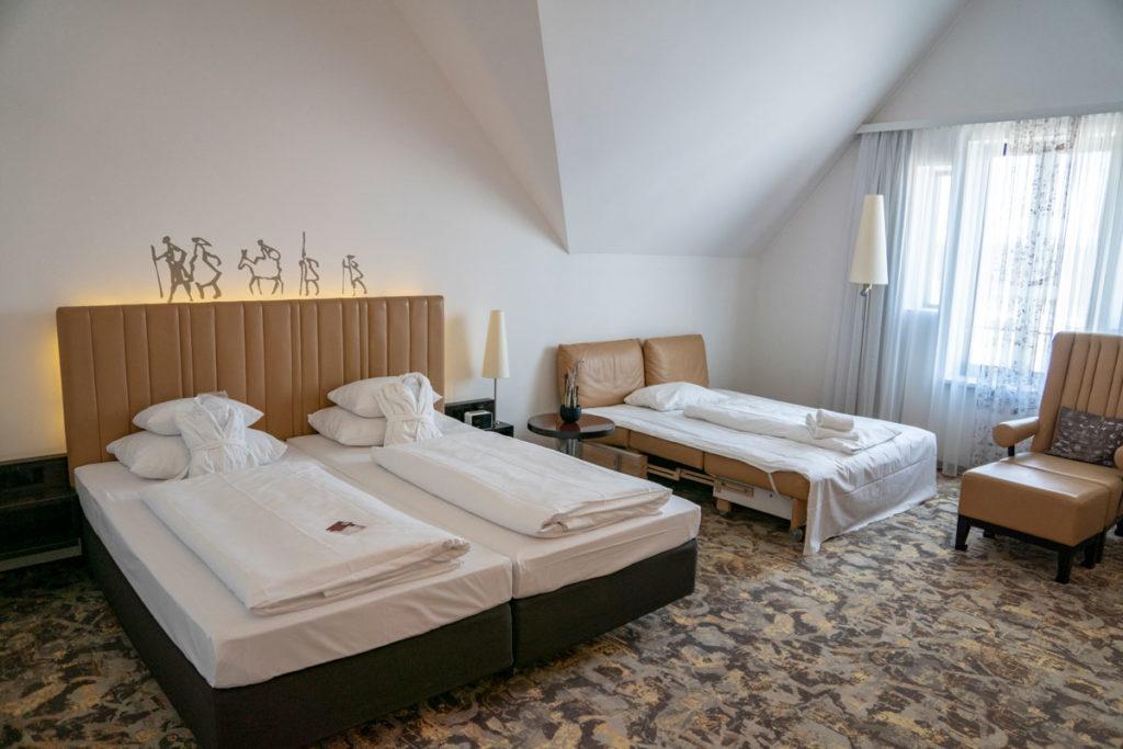 Junior Suite à l'Arcotel de Stuttgart