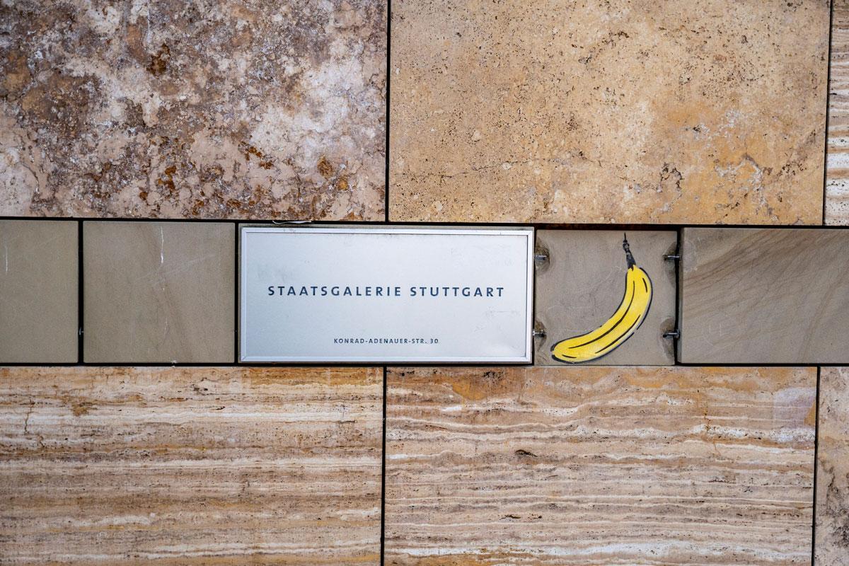 Stuttgart Staatsgalerie
