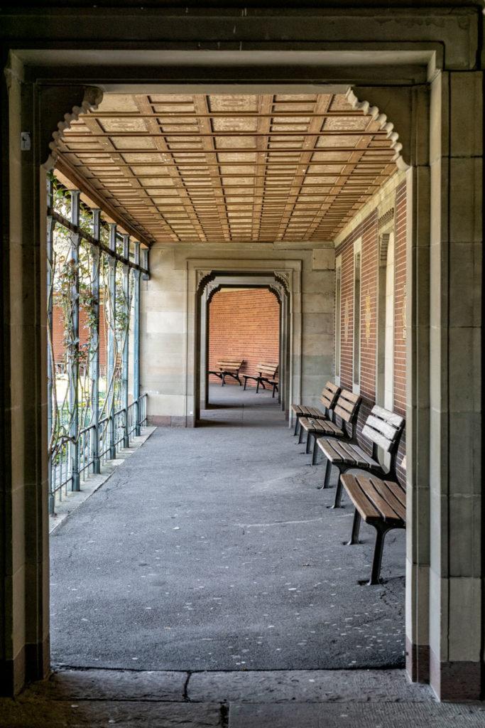 Wilhelma, jardin botanique et zoologique à Stuttgart