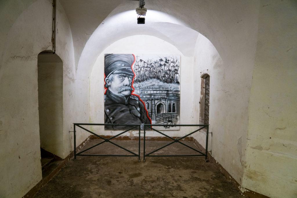 Street art au Fort Kléber de Wolfisheim