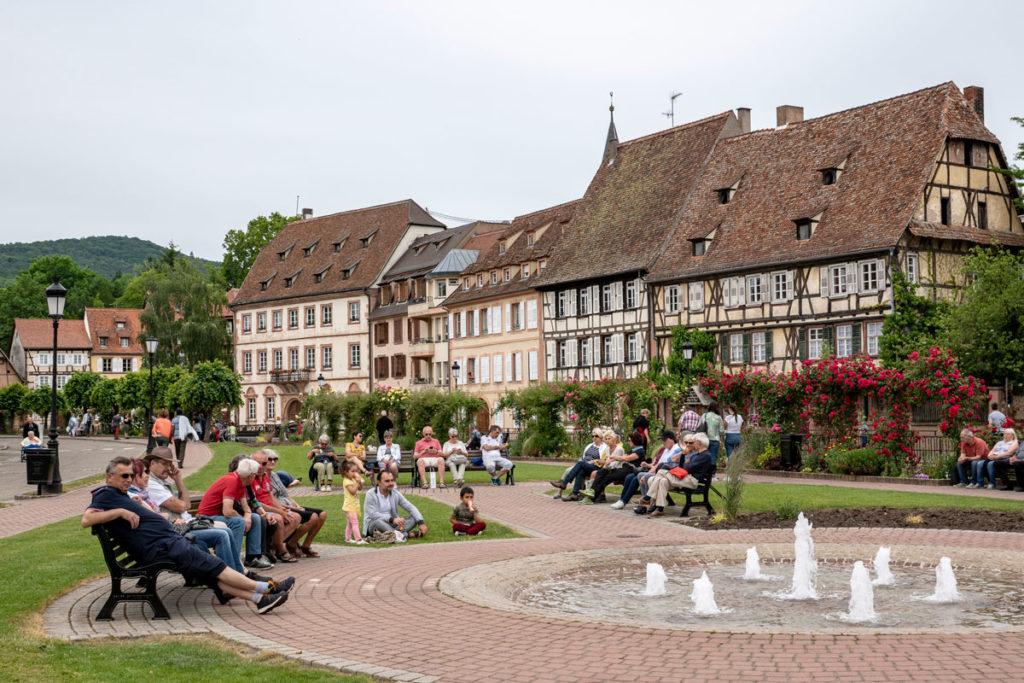 Vieille ville de Wissembourg
