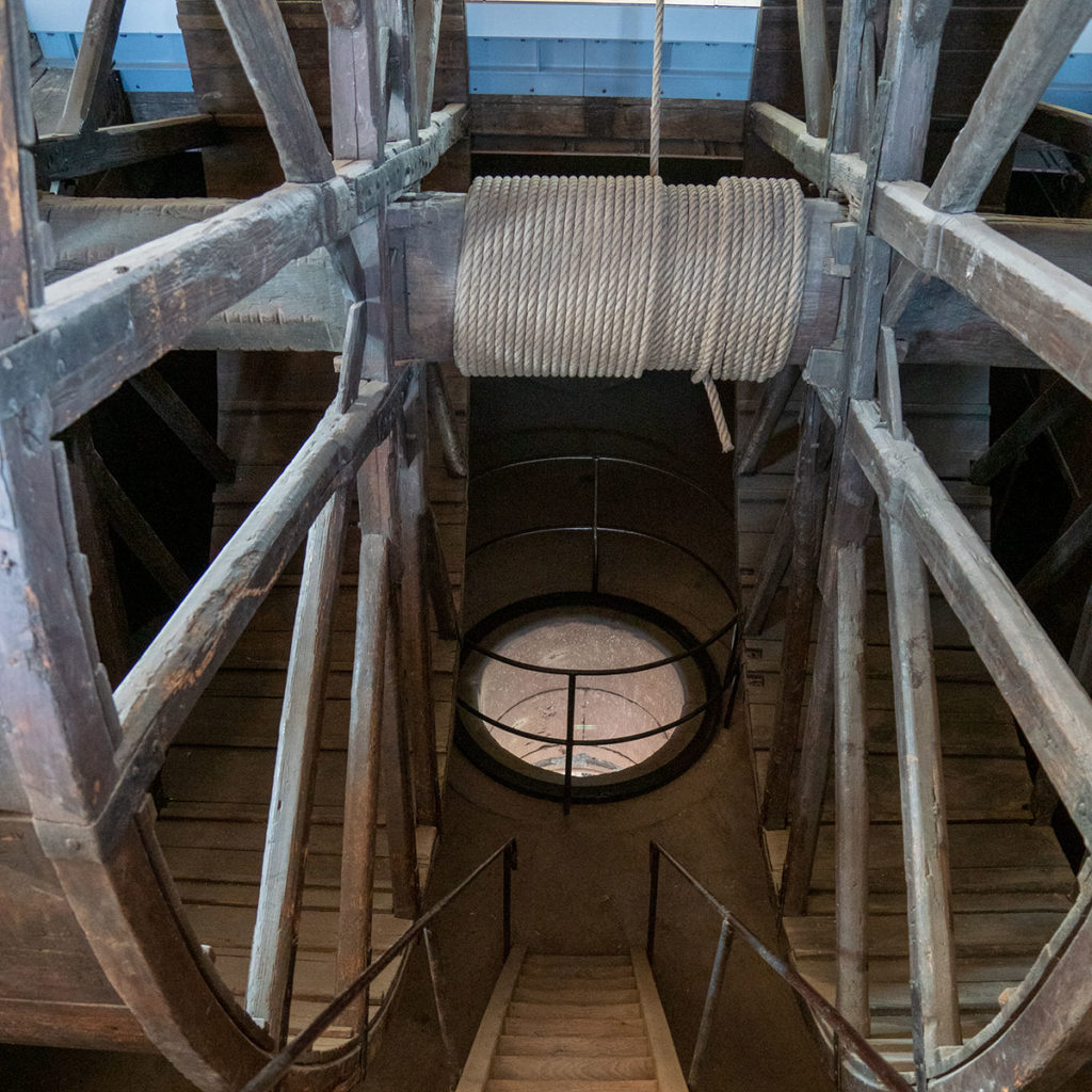 Treuil de la Cathédrale de Strasbourg