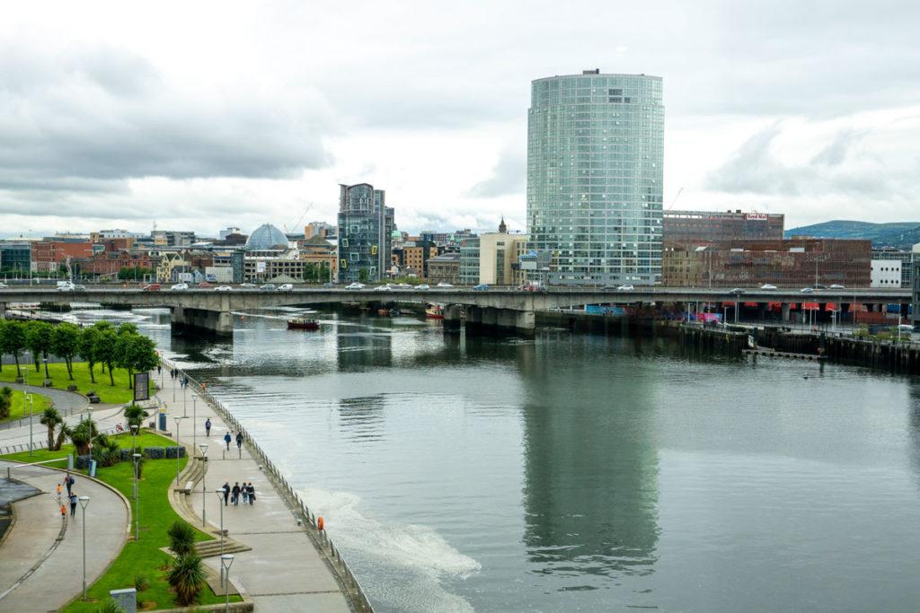 Vue de Belfast