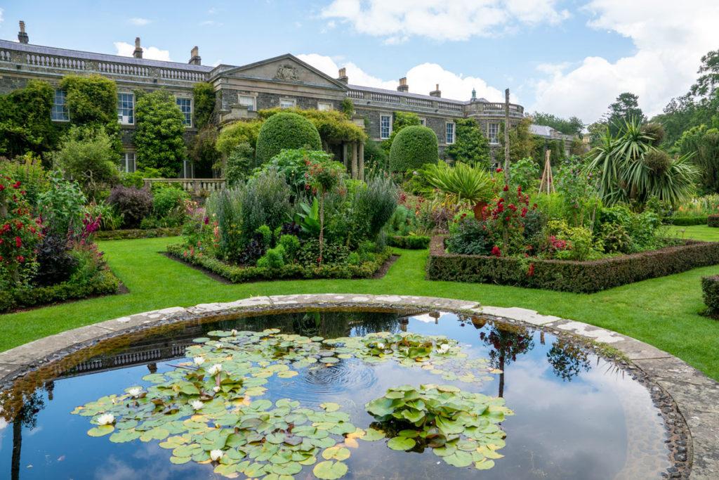 Jardin de Mount Stewart