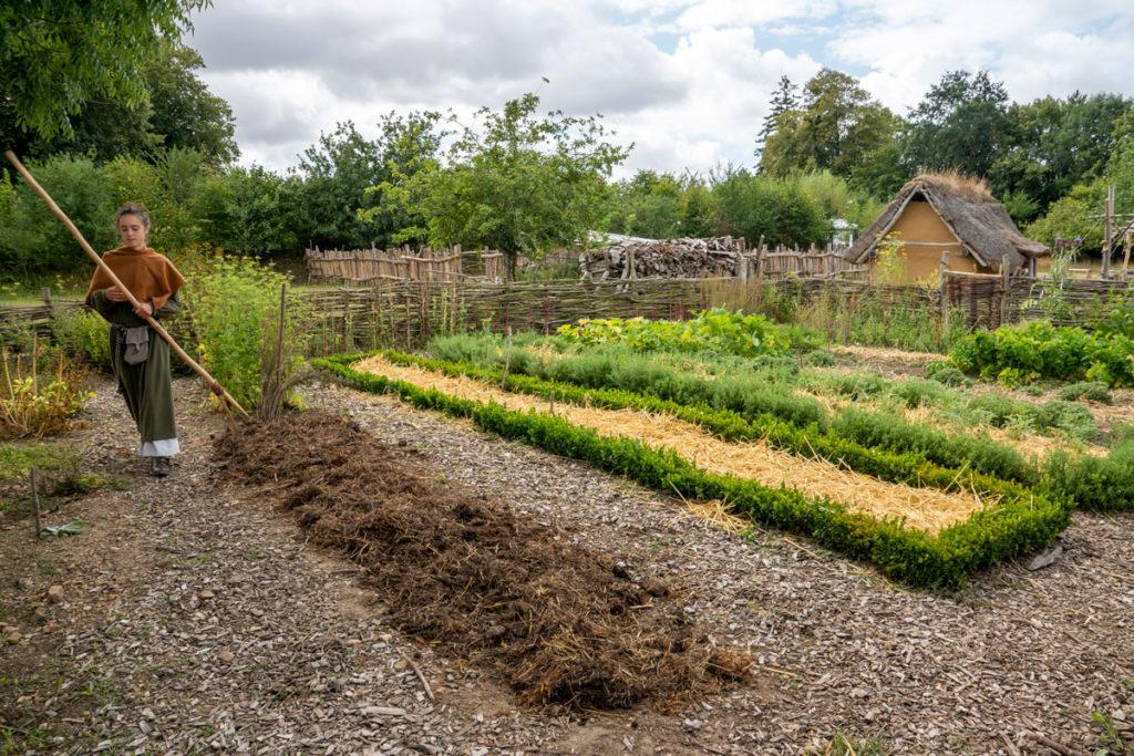 Jardin potager d'Ornavik