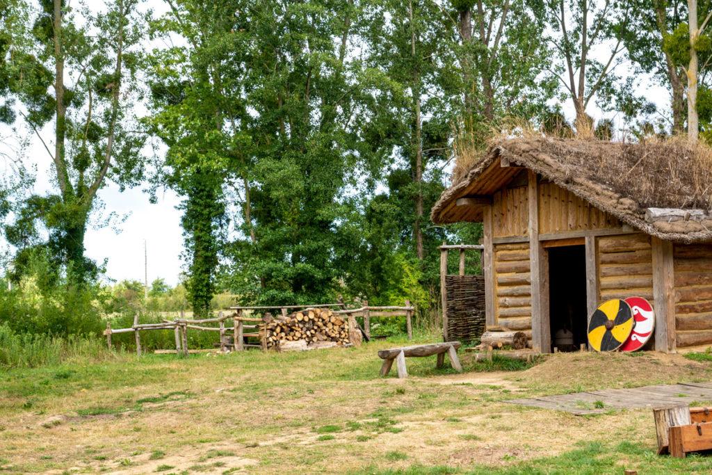 Maison Viking de Säby à Ornavik
