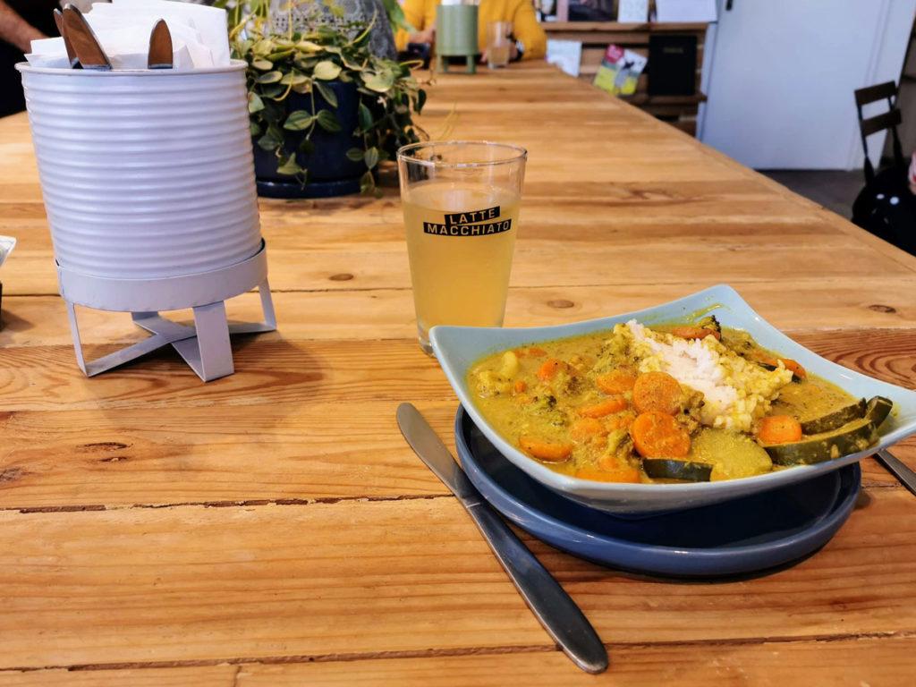 L'ère végane, restaurant et boutique végane et sans gluten à Strasbourg