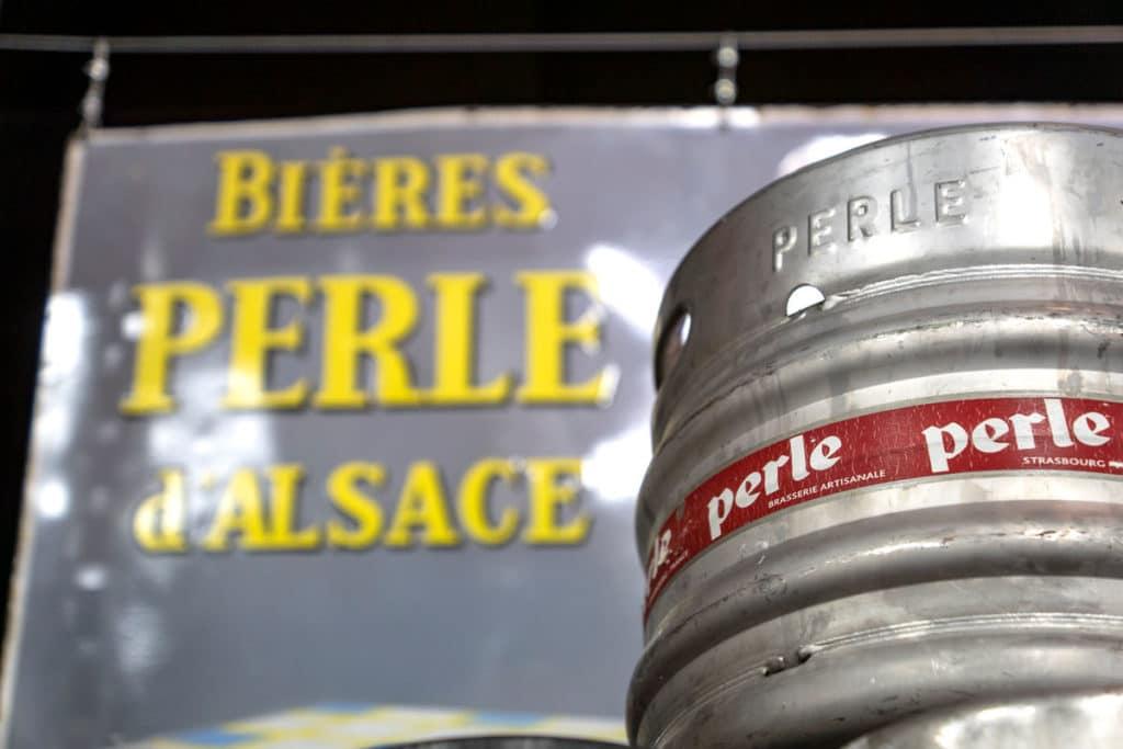 Bière d'Alsace Perle