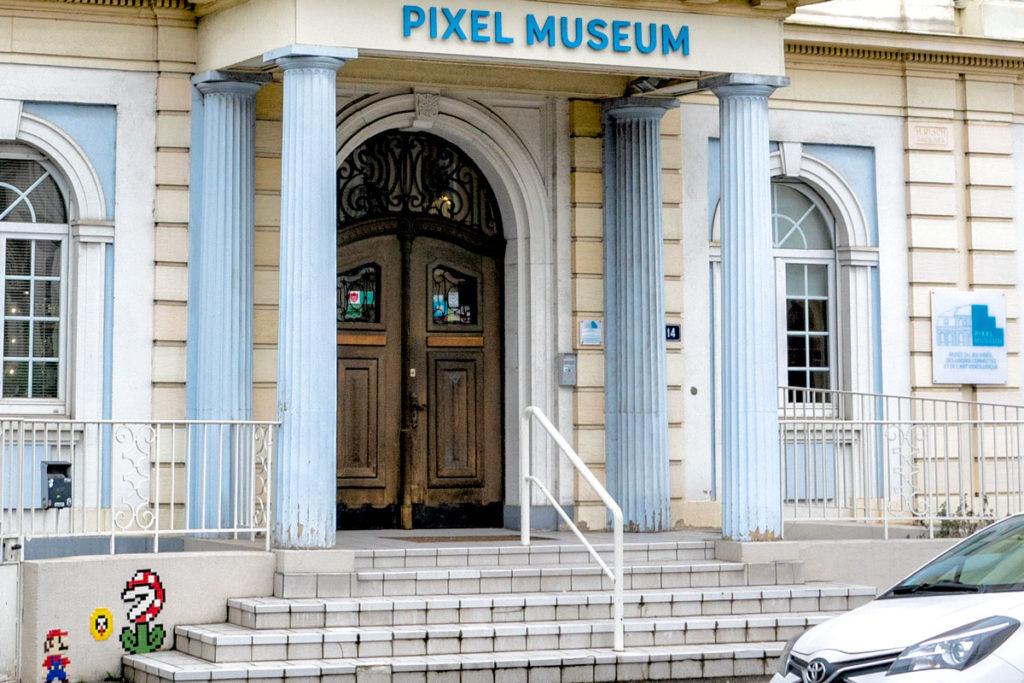Pixel Museum à Schiltigheim