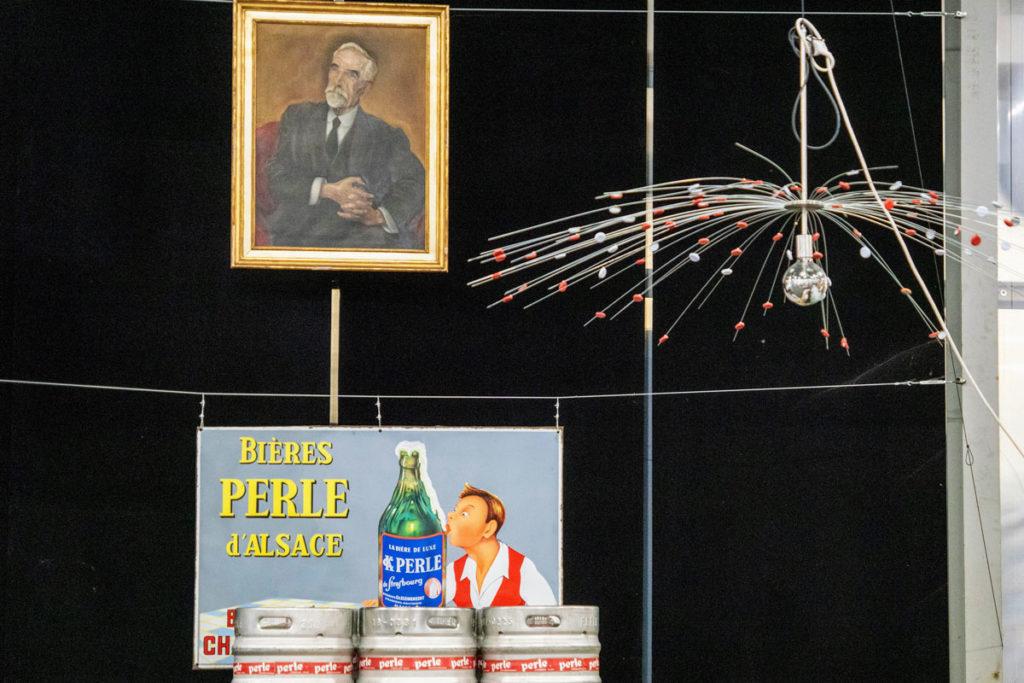 Portrait de Pierre Hoeffel, fondateur des bières Perle