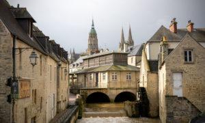 Visiter le vieux Bayeux et sa cathédrale