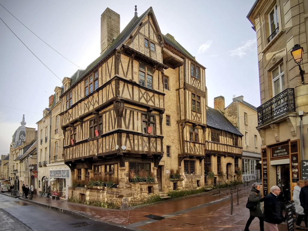 Plus vieille maison de Bayeux