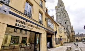 Visite du Musée d'Art et d'Histoire Baron Gérard (MAHB)