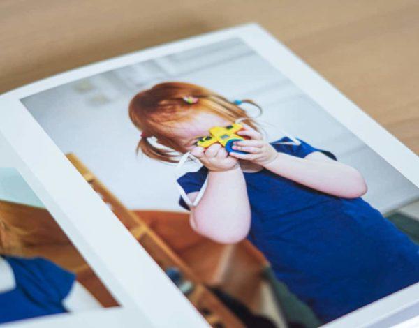 Essai d'un livre photo chez Saal Digital