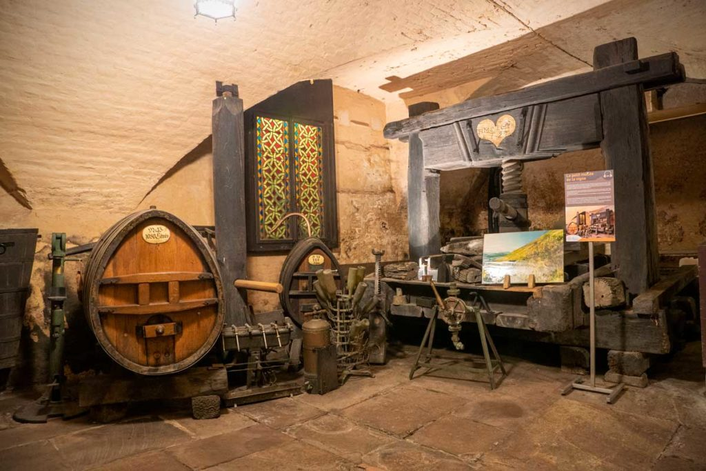 Petit musée de la vigne