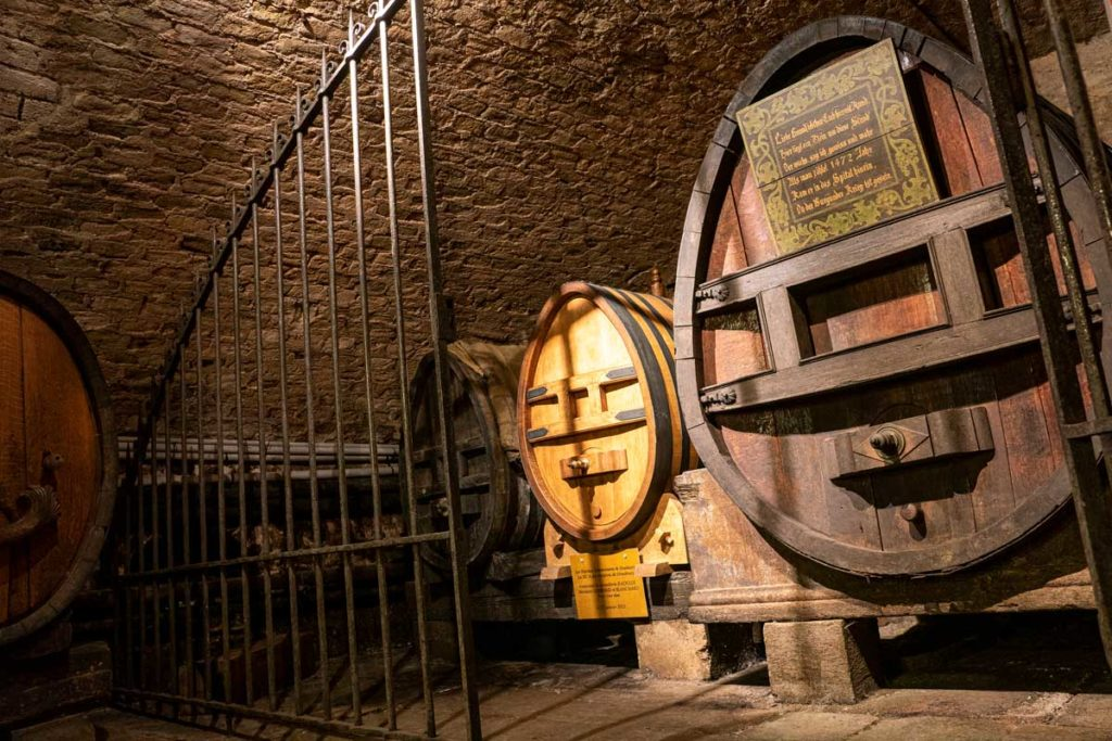 Le plus vieux vin blanc du monde - 1472