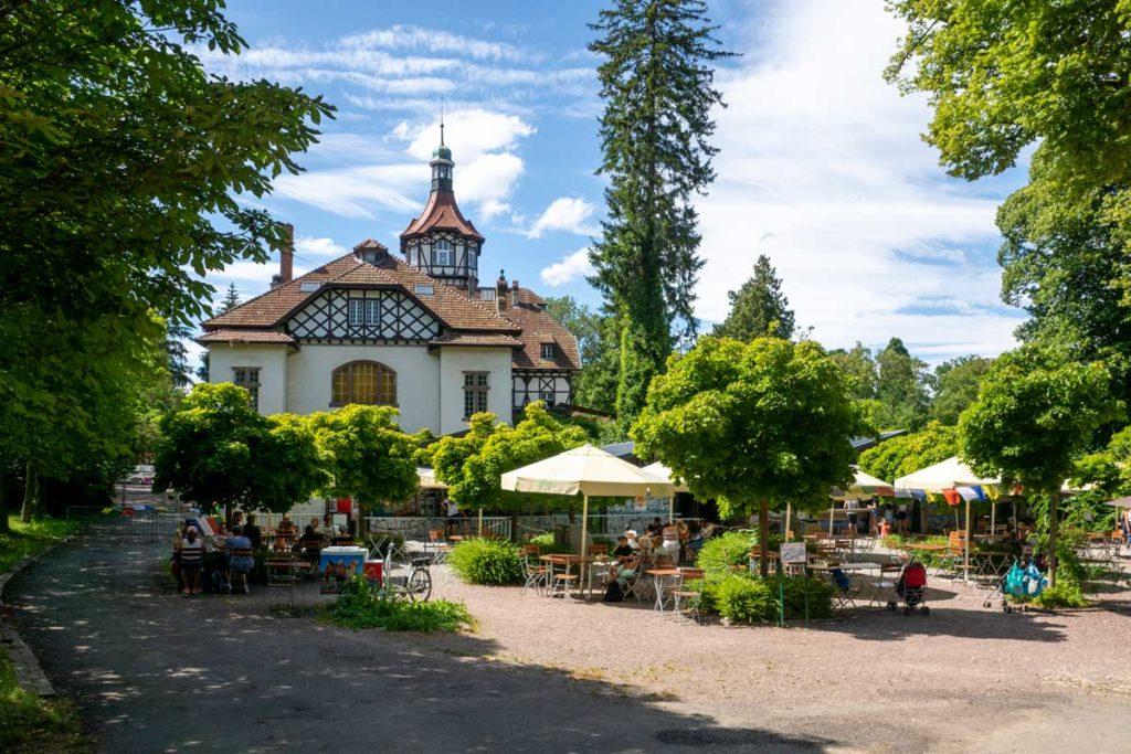 Auberge du Zoo de Mulhouse
