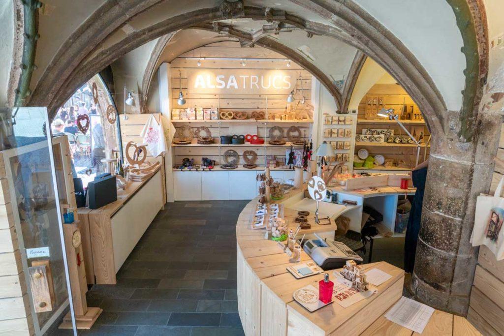 Boutique artisanale Alsatrucs