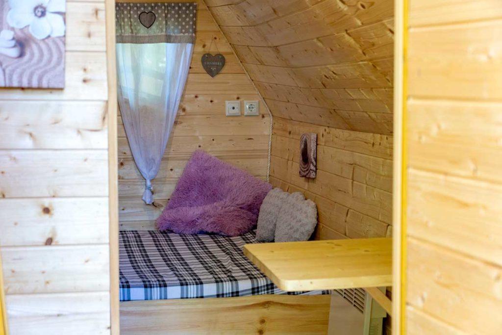 Cabane magique du camping de Mulhouse