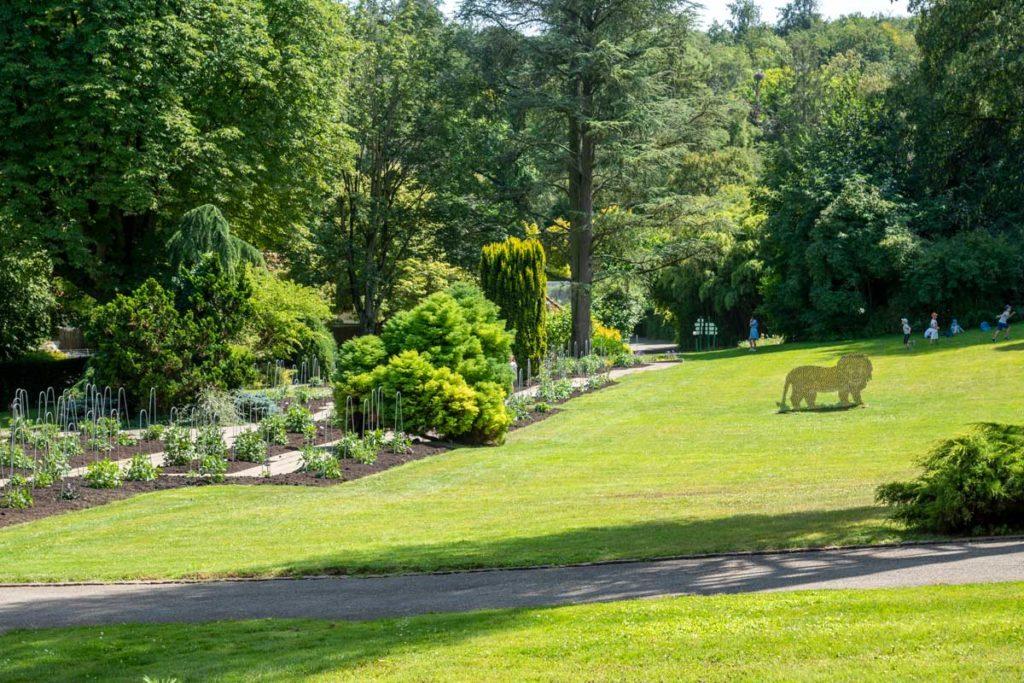Jardin botanique de Mulhouse