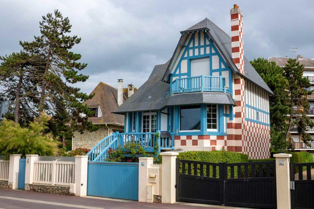 Jolie villa à Villers-sur-Mer