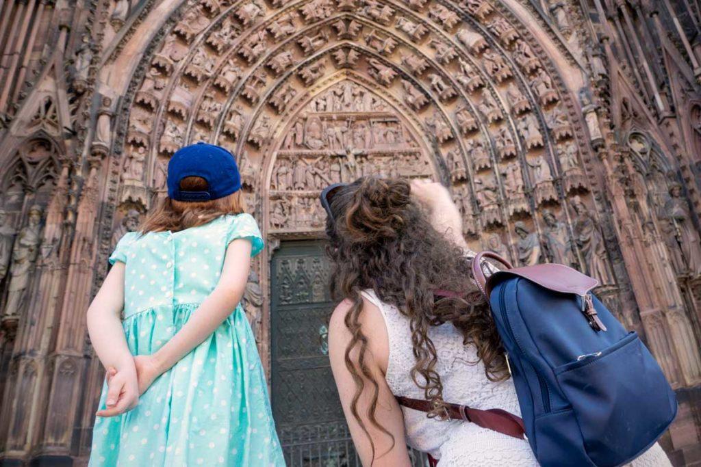 Visite guidée de Strasbourg pour les enfants