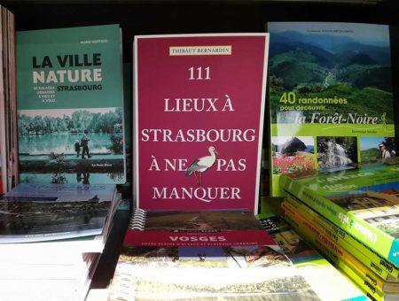 Sortie de mon livre pour découvrir Strasbourg