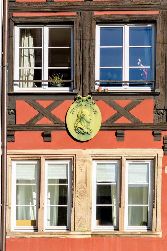 Maison de Goethe à Strasbourg