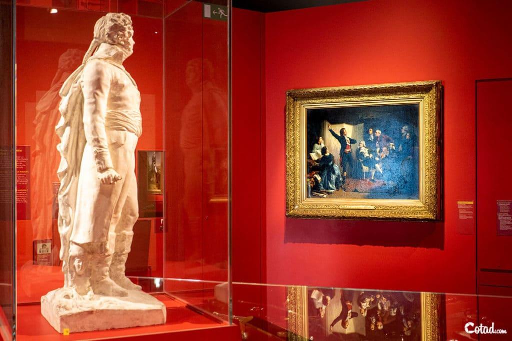 La Marseillaise au Musée Historique de Strasbourg