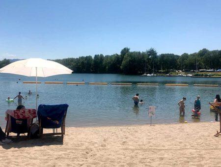 Essgut, la plage pour se détendre et se baigner à Offenburg