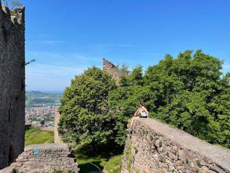 Randonnées en Forêt Noire, d'Oberkirch aux chutes d'Allerheiligen