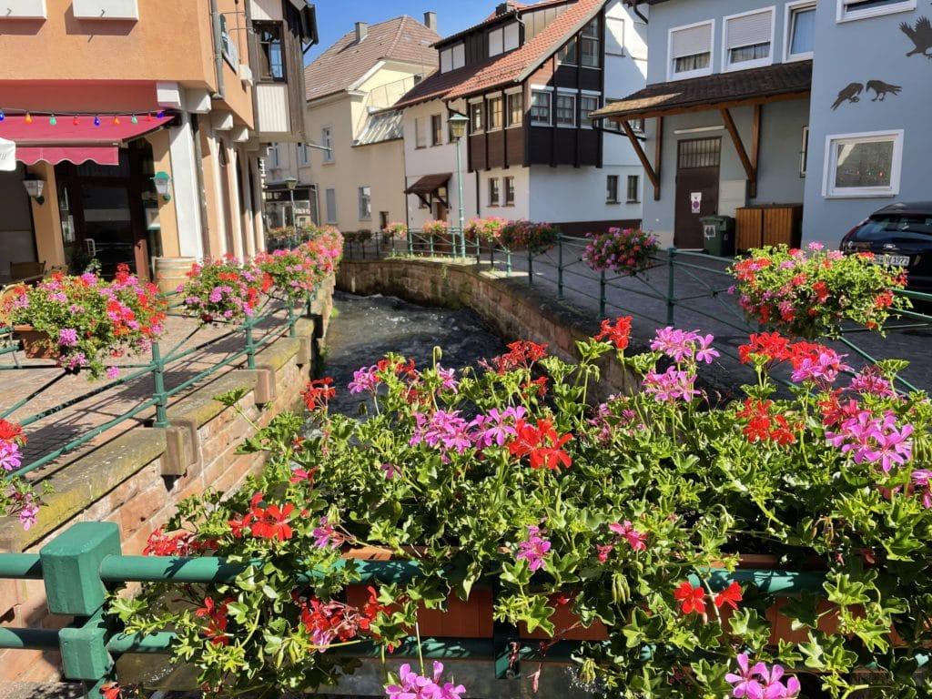 Village d'Oberkirch dans la Forêt Noire
